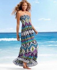 Макси-платье: модный тренд этого сезона