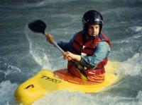 Каякинг:  спорт для любительниц экстрима