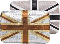 Клатчи в виде британского флага