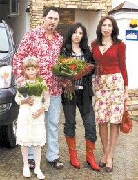 Валерий Меладзе разводится с женой из-за Альбины Джанабаевой