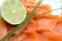 Соленый лосось. Очень легкий рецепт