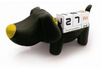 Собака-календарь