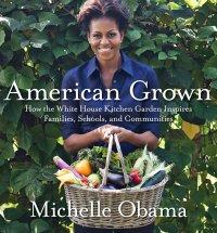 Книга о садоводстве от Мишель Обама