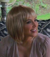 Ким Кардашьян стала блонди