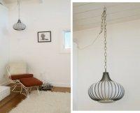 Светильник-луковица - оригинальное решение для интерьера