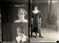 Портреты женщин-преступниц начала ХХ века