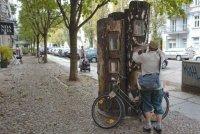Бесплатный обмен книгами в Берлине