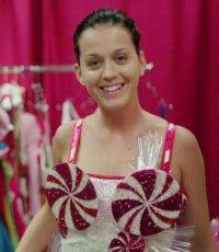 Кэти Перри без макияжа