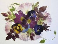 Ошибана: живопись цветами