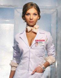 Кристина Асмус - самая сексуальная россиянка