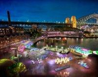 Vivid Sydney - праздник цвета и ярких красок в Сиднее