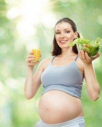 Полноценное питание во время беременности