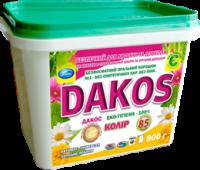 Стиральный порошок «Дакос»
