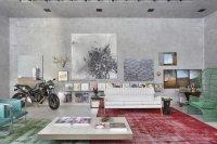 Необычная квартира от Гильерме Торреса