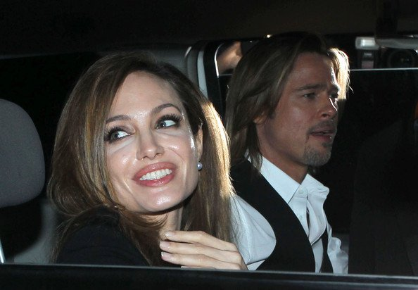 Анджелина Джоли и Брэд Питт определились с датой свадьбы