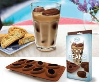 Лед в форме какао-бобов