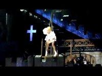 Леди Гага получила травму на концерте