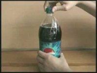 Тайник из пластиковой бутылки