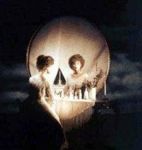 Девушка или череп?