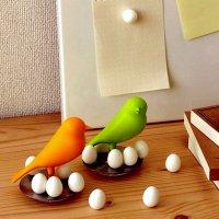 Магнит — воробьиное яйцо: Sparrow Egg Magnet