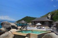 Тропический отель во Вьетнаме