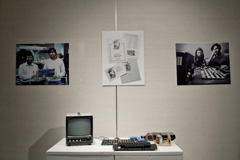 Фото дня: первый компьютер компании Apple