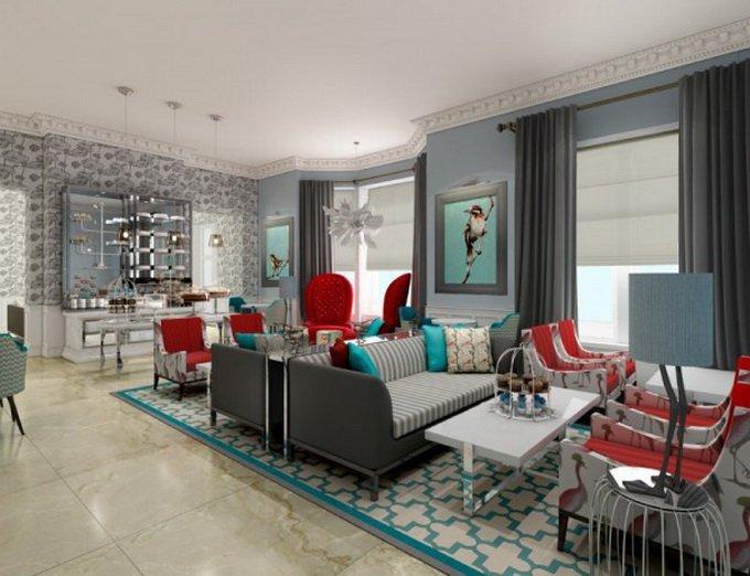 Бутик-отель Ampersand