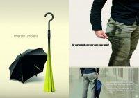 Зонт наизнанку: Inverted Umbrella