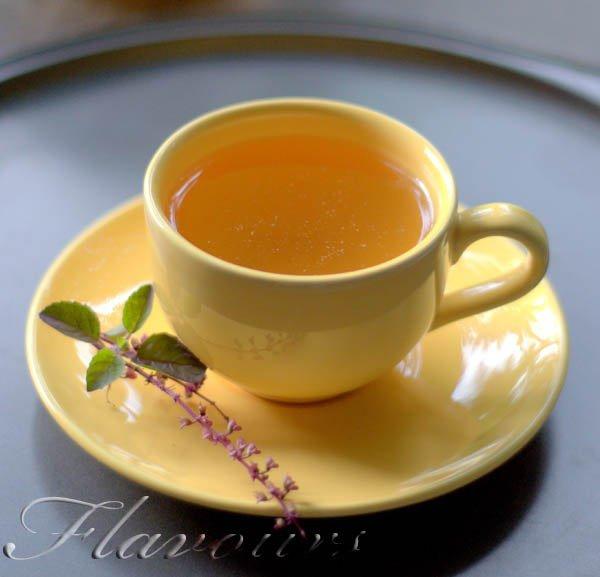 Травяной чай со специями