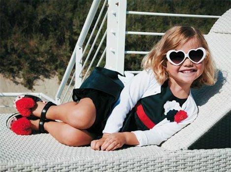 Зачем ребенку солнцезащитные очки?