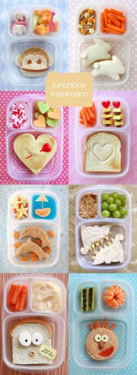 Идеи для обеда в школе
