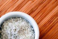 Соляной скраб для тела