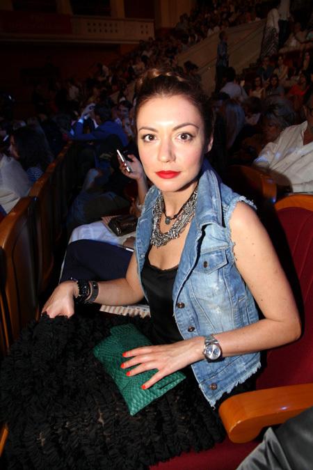 Татьяна геворкян и иван ургант фото