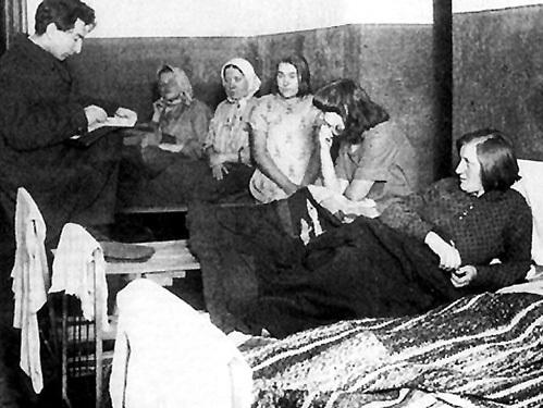 Судьба проституток 20-х годов