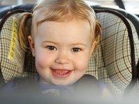 В путешествие на машине с малышом
