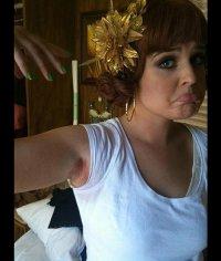 Кейт Осборн пострадала от дезодоранта