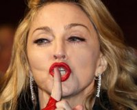 Мадонна боится России