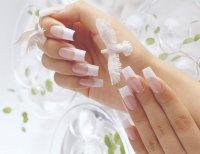 Как снять наращенные гелем ногти?