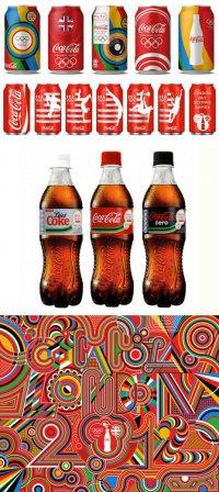 Coca-Cola для Олимпийских игр в Лондоне