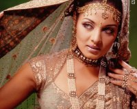 Индийские украшения: бинди