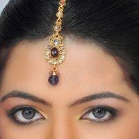 Индийские украшения: тика