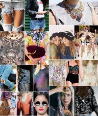 Модная одежда: стрит-стайл и фестивальный стиль