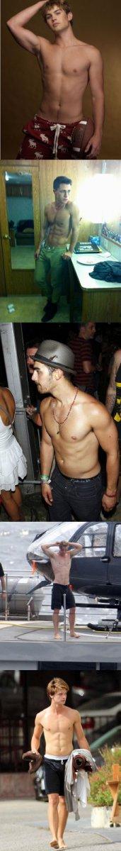 Мужские тела: горячие новинки 2012 года. Part 2