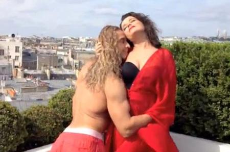 Секс тарзана и каралёвой