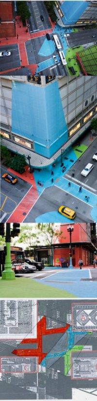 Чикаго в цветном джеме