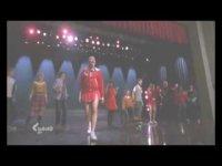 Black or White Майкла Джексона в сериале Glee