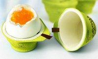 Инновационная концептуальная упаковка для яиц всмятку