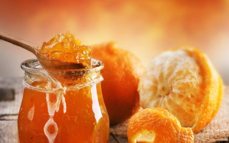 Апельсиновый джем