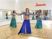Урок по восточным танцам для начинающих