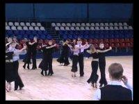 Бальные танцы: урок квикстеп